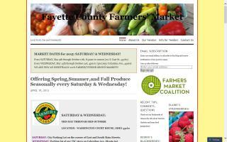 Fayette County Farmers'  Market