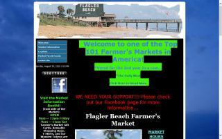 Flagler Beach Farmer's Market