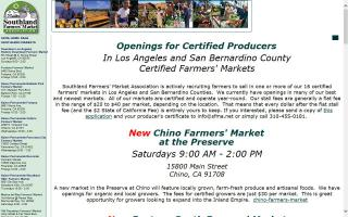 Southland Farmers' Market Association