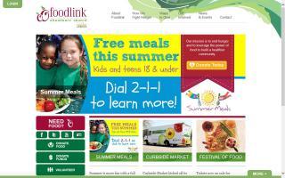 Foodlink's Washington Square Farmers Market
