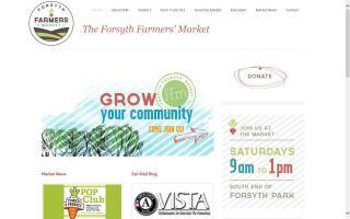 The Forsyth Farmer's Market