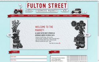 Fulton Street Farmers Market