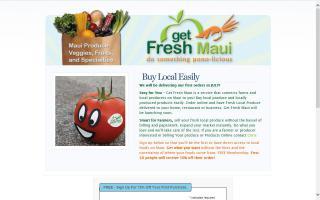 Get Fresh Maui, LLC.