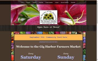 Gig Harbor Farmers Market