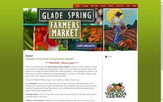 Glade Spring Farmers Market