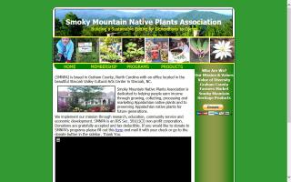 Smoky Mountain Native Plants Association