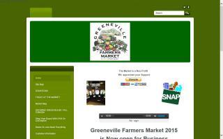 Greeneville Farmers' Market