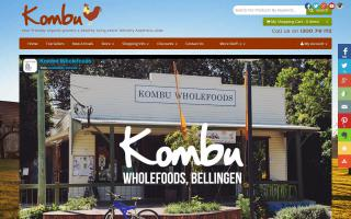 Kombu Wholefoods