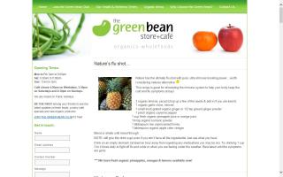 The Green Bean Store
