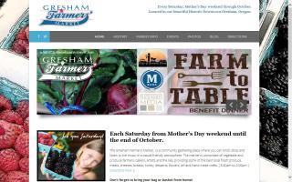 Gresham Farmers' Market