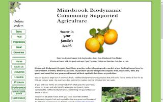 Mimsbrook Farm