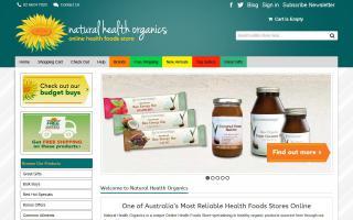 Natural Health Organics