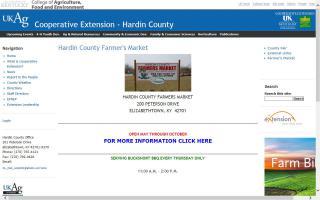 Hardin County Farmers' Market
