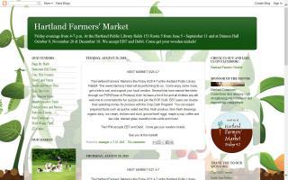 Hartland Farmers' Market