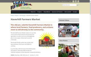 Haverhill Farmers' Market