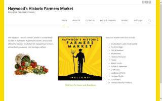 Haywood's Historic Farmer's Market