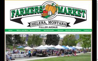 Helena Farmers Market