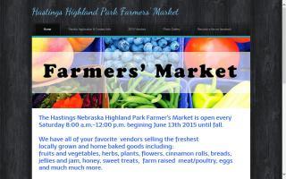 Highland Park Farmers Market
