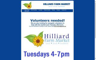 Hilliard  Farm Market