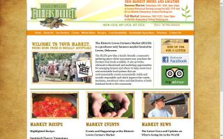 Historic Lewes Farmers Market