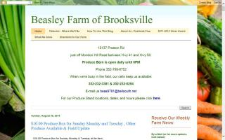Beasley Farm of Brooksville