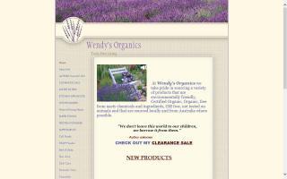 Wendy's Organics