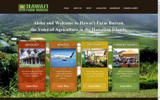 HFBF - Hawaii Farm Bureau Federation