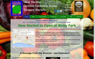 Local Harvest Farmers Markets