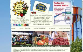 Idaho Falls Farmers' Market